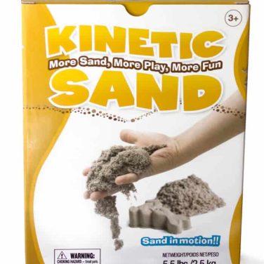 """חול קינטי 2.5 ק""""ג"""