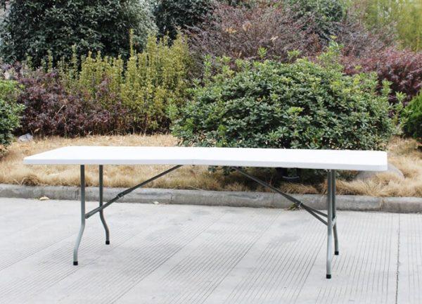 """שולחן מתקפל רב שימושי 240 ס""""מ"""