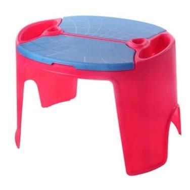 שולחן ילדים טאי טאי ורוד