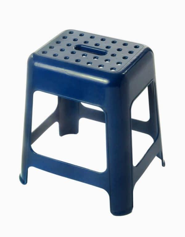 שרוליק שרפרף ישיבה כחול