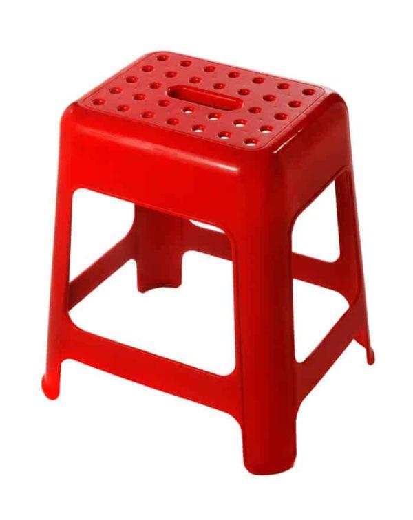 שרוליק שרפרף ישיבה אדום