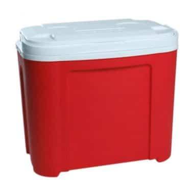 צידנית דגם תבור 10 ליטר, צבע אדום