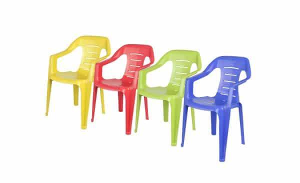 כסא כיסא ילדים ניב - כיסא פלסטיק איכותי במיוחד צבעוני